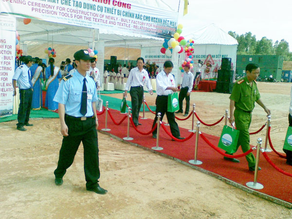 Security Guard For Event