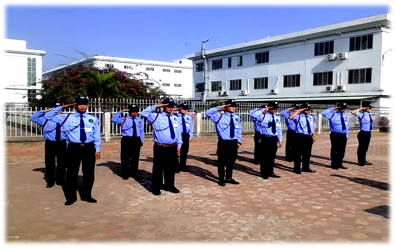 Dịch vụ đào tạo bảo vệ